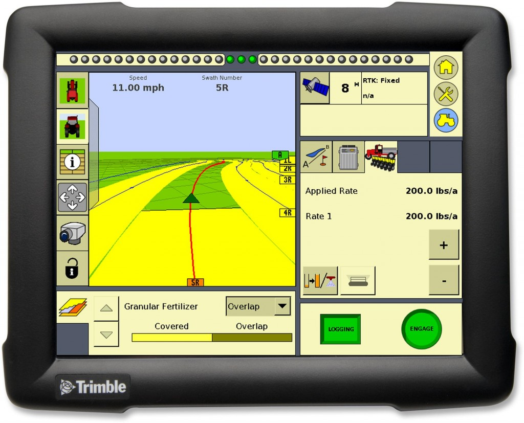 Trimble Adds Boom Height Control Precisionag