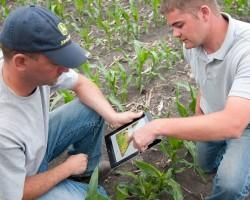 John Deere Mobile Farm Manager app