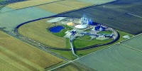 Central Valley Ag aerial view