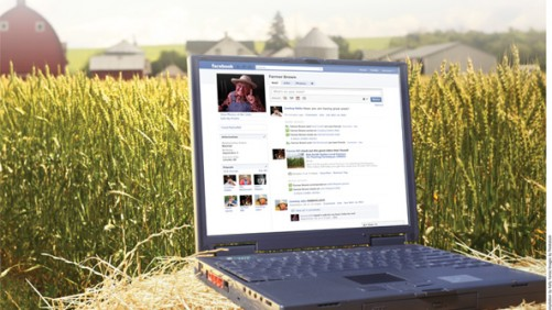 Social Media in Agriculture