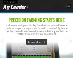 Ag Leader Website