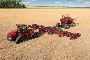 Case IH Precision Disk 500 air drill.