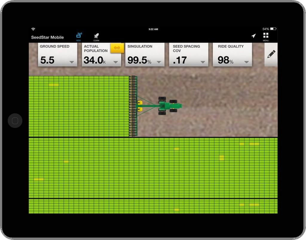 John Deere S Seedstar Mobile Will Employ Ipad Precisionag
