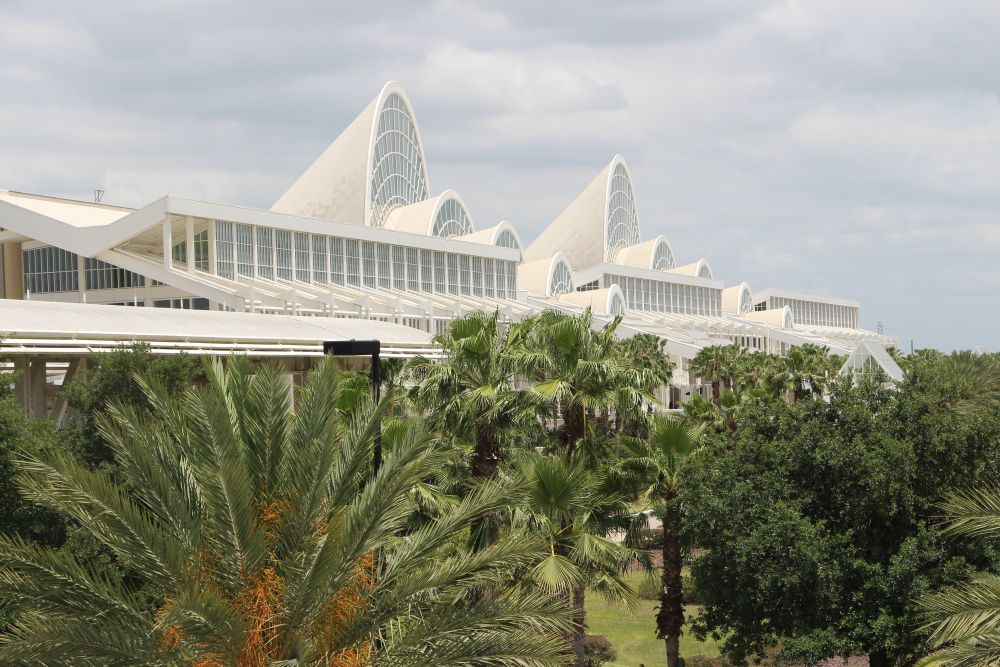 AUVSI Unmanned Systems 2014 was held at the Orange County Convention Center in sunny Orlando, FL.