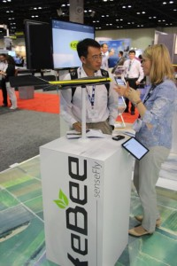 SenseFly's eBee with multi-spectral imaging capabilities is one of the more complete solutions on the market for precision ag.