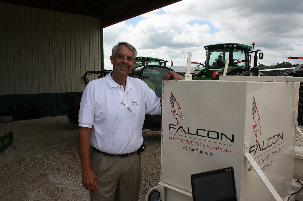 Quality Data Systems Monroe Nc Falcon Soil Add...