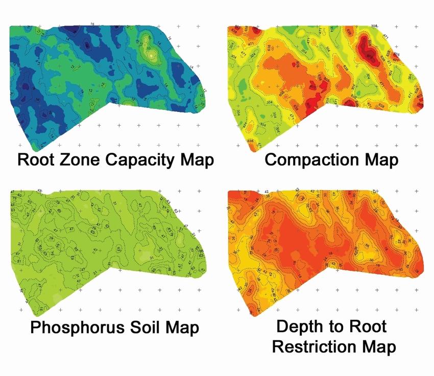 SIS Map Samples