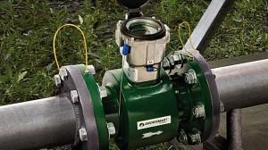 LIndsay Magnetic Flow Meter