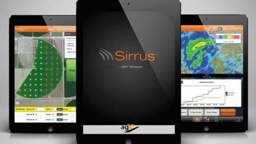 SST Sirrus Three Screens