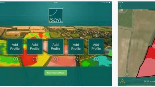 iSOYL mobile app