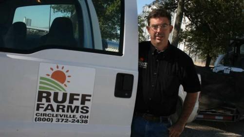 Ohio Farmer Mark Ruff