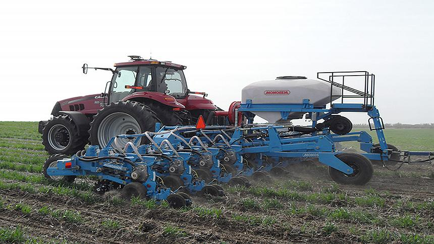 Deere, variable rate planting