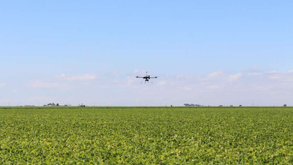 Agribotix LatAm Drone
