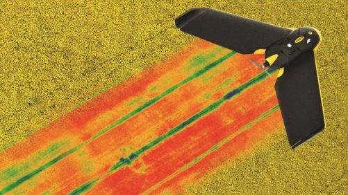 senseFLY's eBee UAV