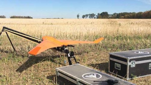 Green Aero Tech RTK Survey-Grade Equipment