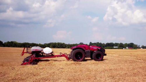 Automonous Tractor