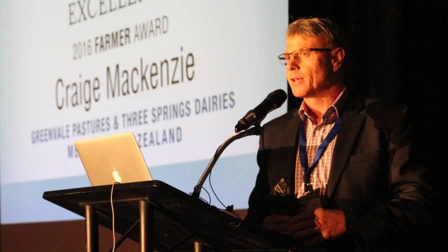 Craige Mackenzie