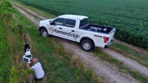 Farmers Edge Truck