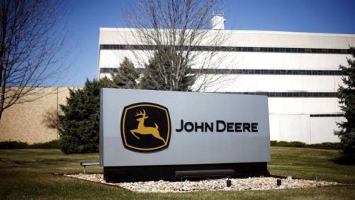John Deere Headquarters Reuters Eric Thayer