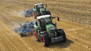 Robotics AGCO Fendt Guide Connect