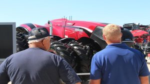 farm science review case ih autonomous magnum tractor 9-20-16