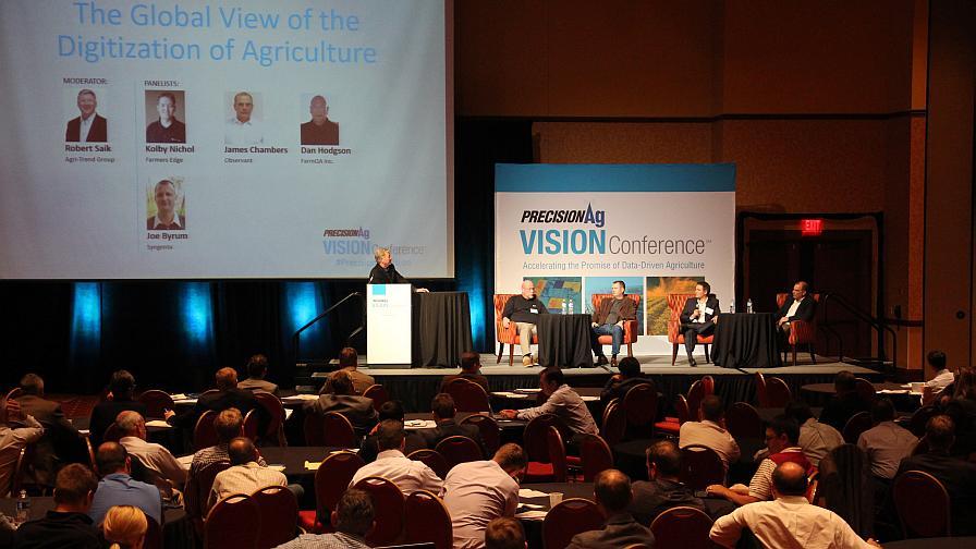 Vision Conference Digital Agriculture Panel