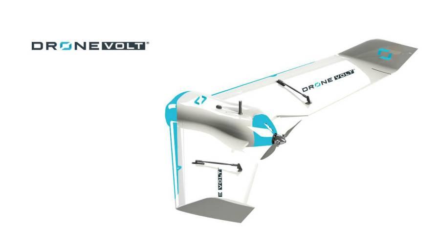 DV Wing Drone Volt