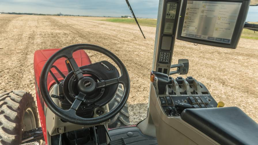 Case IH - AFS AccuStar and UAV Offering - ElectriSteer