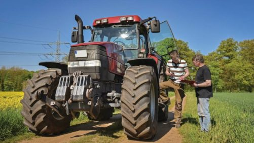 Retailer Grower Tractor