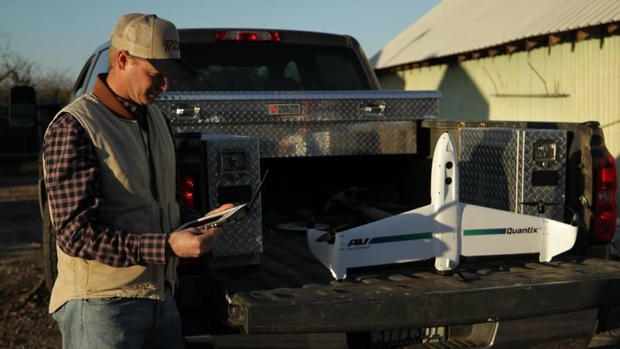 Quantix Drone Farmer