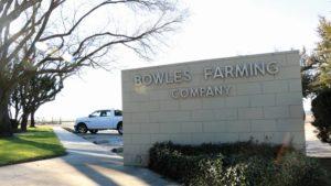 Bowles-Farming