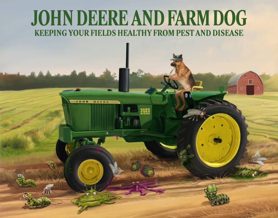 Farm Dog Strengthens Its Integration With John Deere
