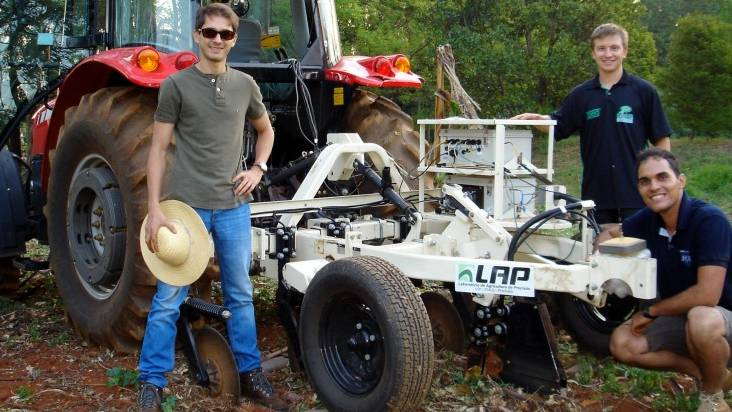 Lap And Abpsap Advancing Precision Agriculture In Brazil