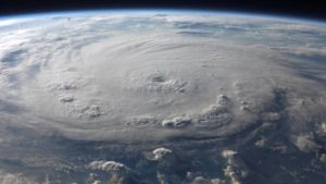 Hurricane-satellite-image