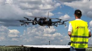 Kray Drone Application