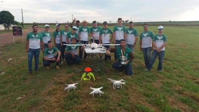 Drones in Brazil