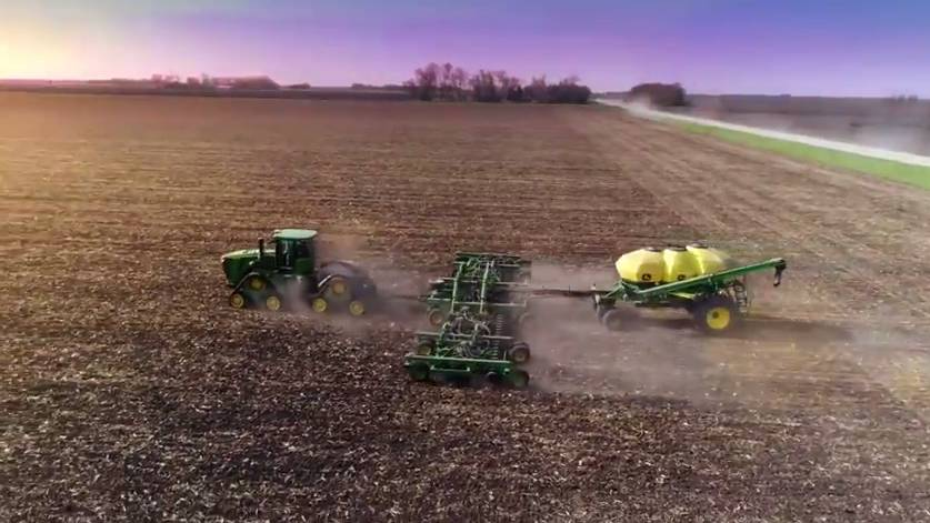 John Deere 1910 Air Carts Can Now Be Retrofitted With