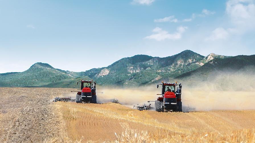 Nfms 2018 Case Ih Talks Autonomous Agriculture Announces